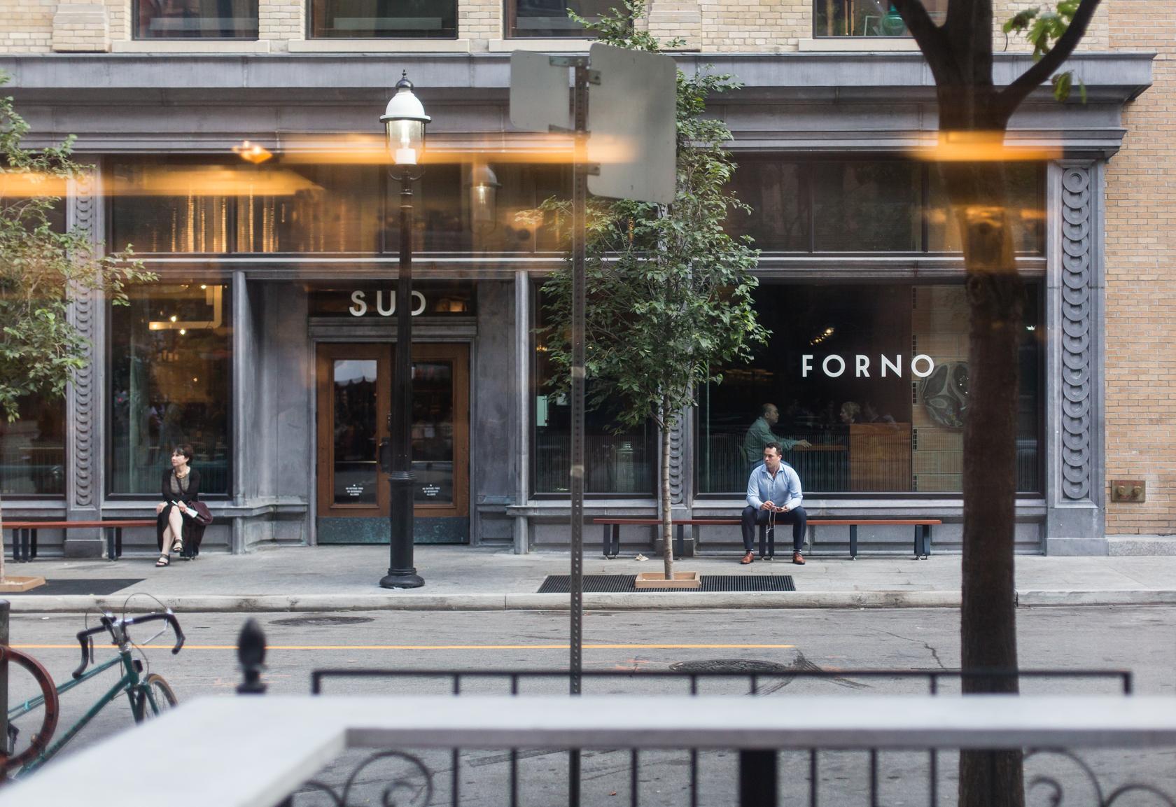 The Livmore Neighbourhood - Sud Forno (Restaurant)