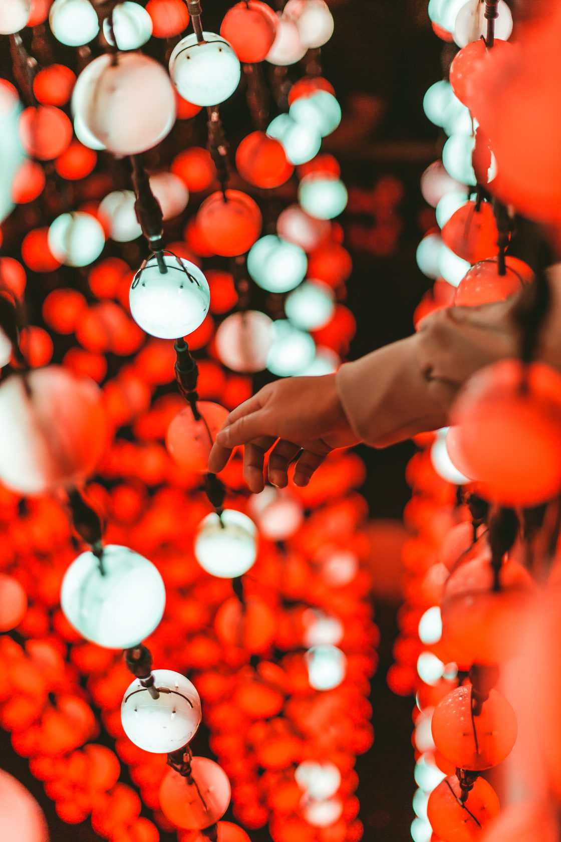 Beautiful light bulbs