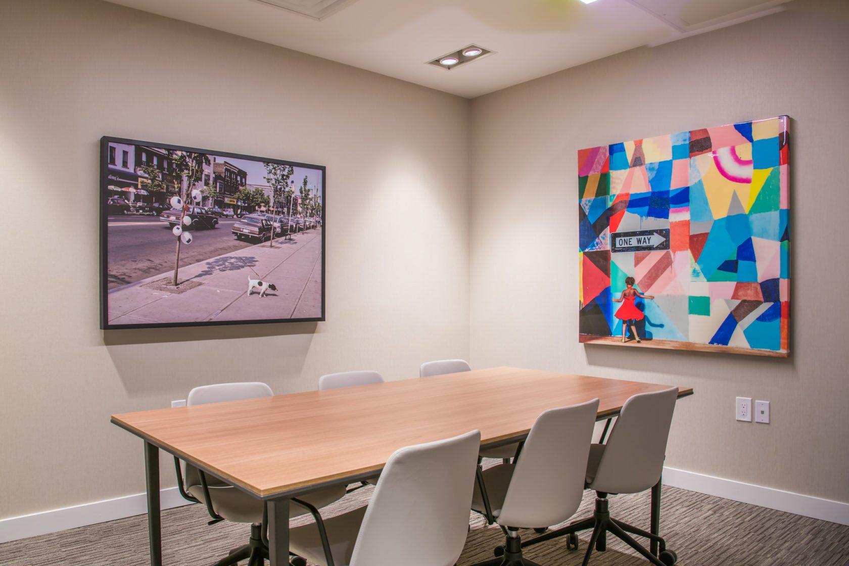 The Livmore amenities - Lounge room
