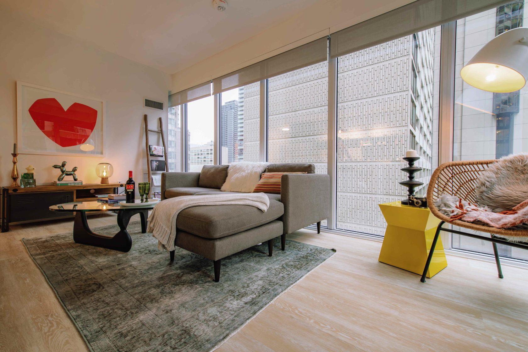 Livmore Suite Living room