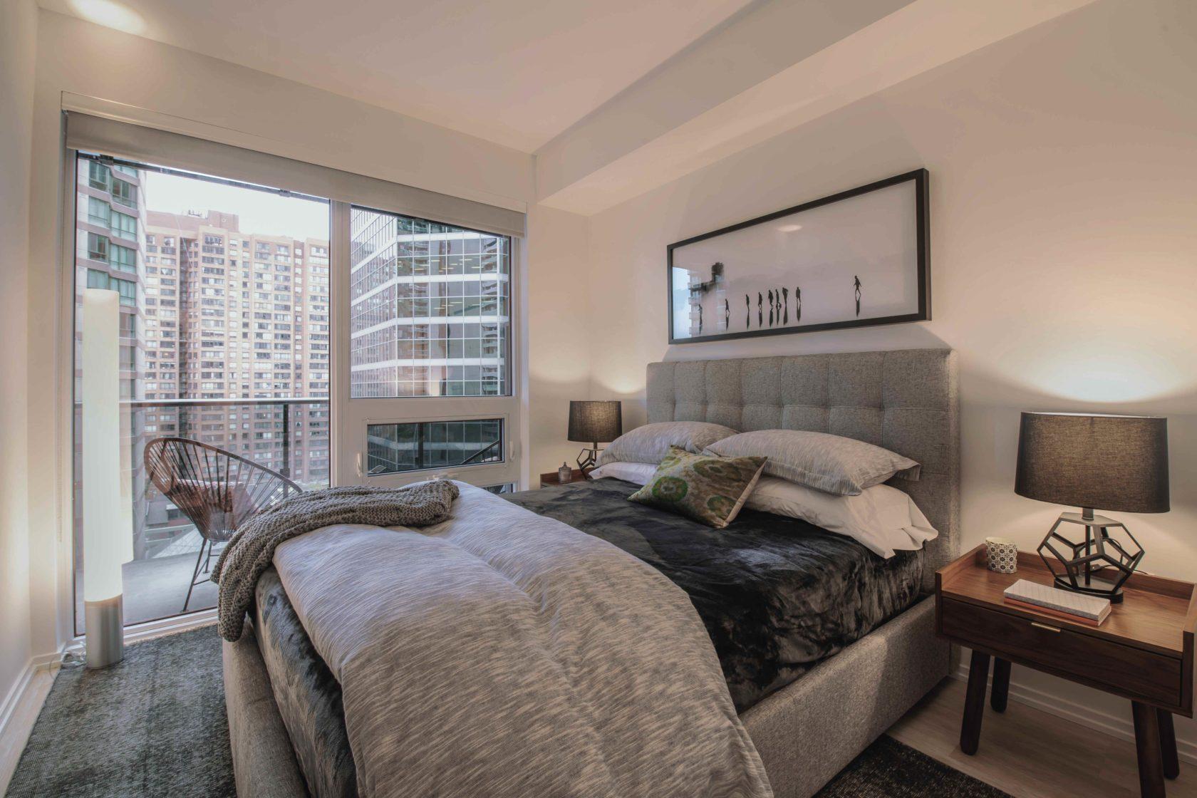 Livmore Suite Bedroom