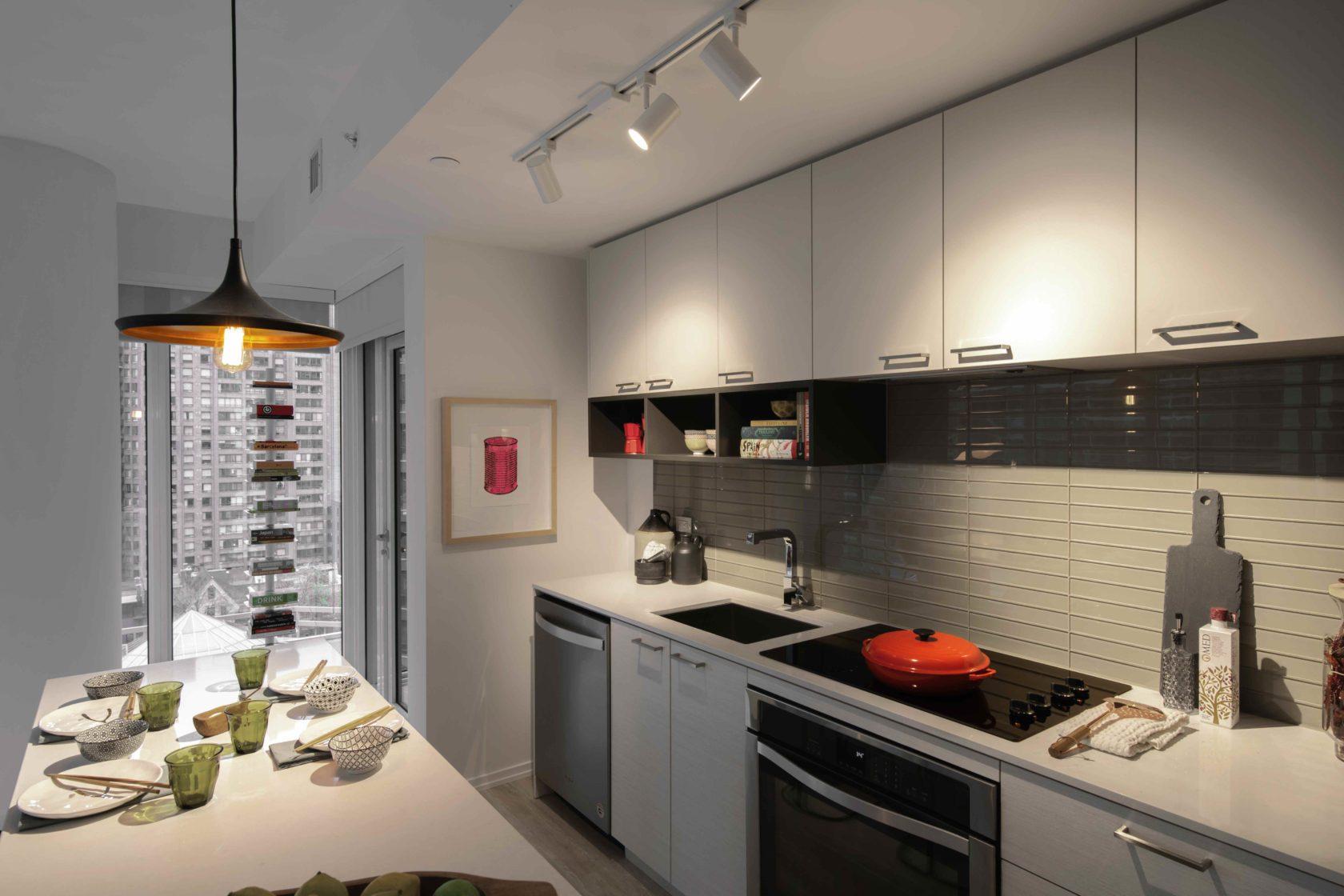 Livmore Suite kitchen space