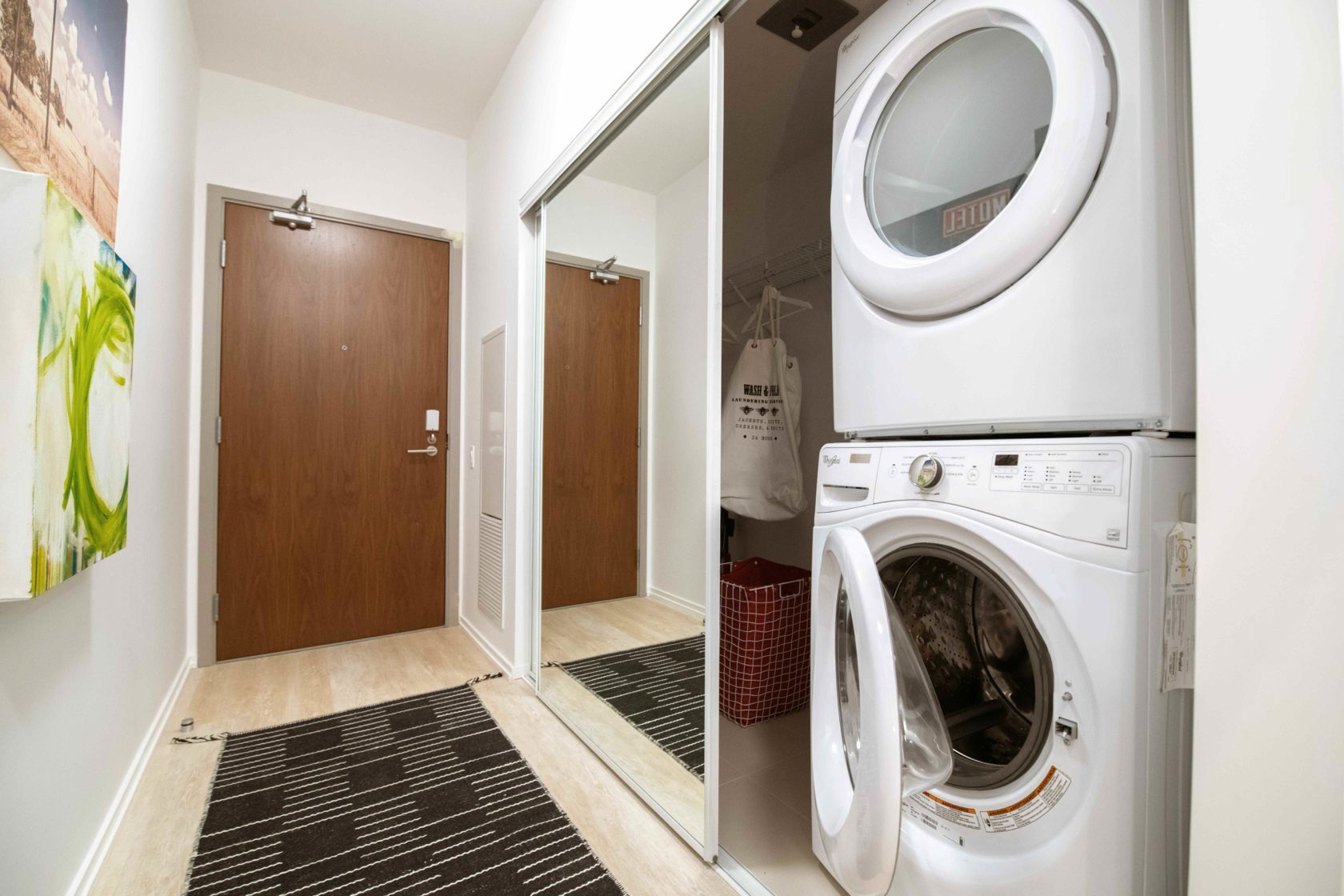 Livmore Suite apartment unit entrance